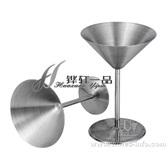 不锈钢红酒杯 高脚杯 香槟杯 葡萄酒杯 马天尼杯【铧轩一品】