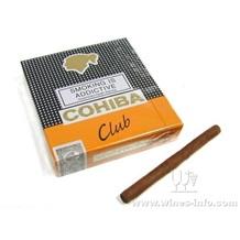古巴雪茄 哈瓦那雪茄 高希霸 俱乐部 Cohiba Club LCDH Habanos SA Habana Cigar