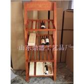 木质红酒架红酒展示架酒窖用葡萄酒展架实木酒架多层酒架洋酒杯架