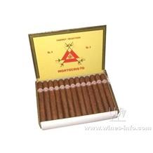 哈瓦那雪茄 蒙特克里斯托 4号 Montecristo No.4 LCDH Havana Habanos Cigars