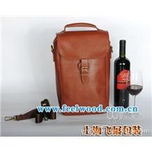 葡萄酒礼盒、红酒包装盒、双支装仿古红酒盒,(工厂) 推广