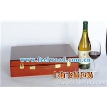 红酒盒,葡萄酒盒,红酒包装,现货供应,厂家直销。 (飞展红酒盒,现货热卖)
