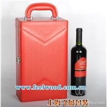 红酒盒 木制酒盒 红酒木盒 葡萄酒盒 红酒包装 (飞展现货红酒盒)