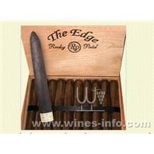 古巴雪茄 哈伯纳斯雪茄 太平洋 洛基帕特尔边缘鱼雷马杜罗 Rocky Patel The Edge Torpedo Maduro LCDH Havana Cigars Habanos SA