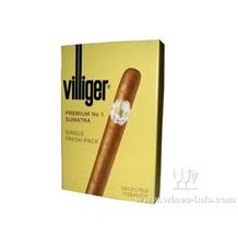 威利1号雪茄 Villiger Premium No.1 Sumatra