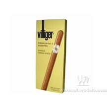 威利3号雪茄 Villiger Premium No.3 Sumatra
