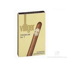 威利7号雪茄 Villiger Premium No.7 Sumatra