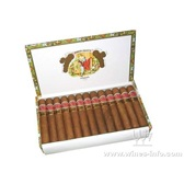 古巴雪茄 哈伯纳斯雪茄 太平洋 罗密欧与朱丽叶 短丘吉尔 Romeo y Julieta Short Churchills LCDH Havana Cigars Habanos SA