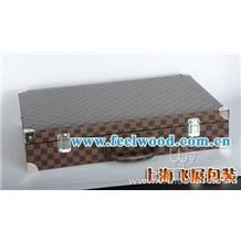 上海飞展厂家生产红酒包装盒|红酒木盒|皮质红酒盒|木质红酒盒|木制红酒盒