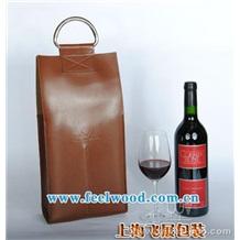 【订制】供应现货款式高档红酒盒、拉菲酒盒皮盒 专业厂家直销