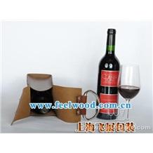 木质酒盒单只酒盒酒箱高档真皮酒盒时尚高雅皮质酒盒