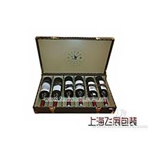 皮质红酒盒现货热卖