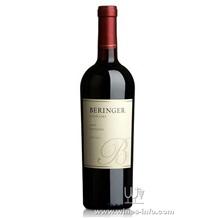 贝灵哲庄园纳柏谷班氏果园候维山梅洛干红葡萄酒