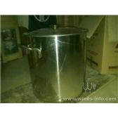 304加厚不锈钢葡萄酒35L发酵桶