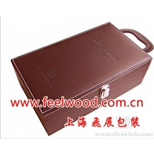 现货红酒包装盒热卖(10月特价)
