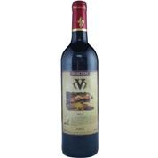 法国V牌红葡萄酒
