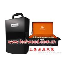10月特价 厂家供应 六只葡萄酒盒 红酒 单只酒盒 六只酒盒木质品包装 (飞展红酒盒)