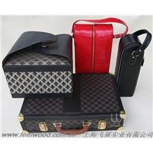 10月特价现货 中秋现货红酒包装盒 上海飞展红酒盒