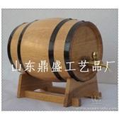 20L橡木紅酒桶橡木酒具定做葡萄酒木桶酒窖專用酒桶裝飾酒桶