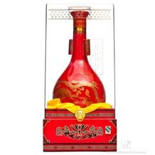 红星红花瓷38度(百年红星)(清香型)