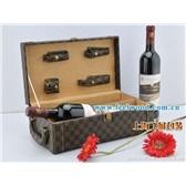 现货红酒包装盒红酒木盒