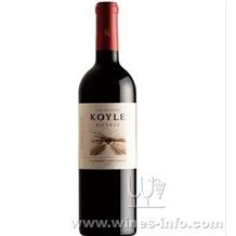 智利柯莱皇室赤霞珠干红葡萄酒2009