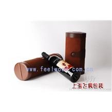 2013年春节红酒盒 年终清仓现货