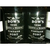 1996年多斯年份波特Bomfim单一园 Dow's Vintage Port Quinta do Bomfim 1996