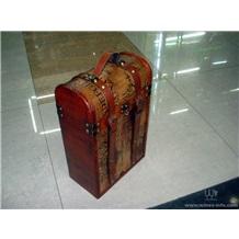 2月特价现货 中秋现货红酒包装盒 上海飞展红酒盒