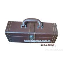 2月份 现货供应红酒包装盒 松木红酒盒  木质红酒盒