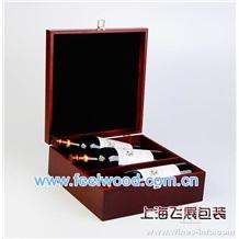 3月现货热卖 PU红酒盒  飞展皮质红酒盒  现货热卖 特价