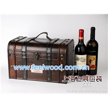 3月特价 PU高档红酒盒,皮质包装红酒盒(2013年) 红酒盒 现货热卖