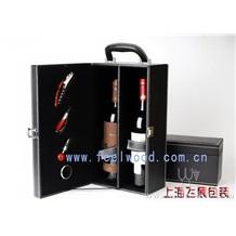 皮质红酒包装盒2013年3月特价销售