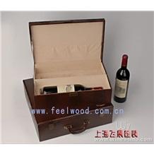 3月现货红酒盒 图