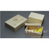 高档木质礼盒茶叶盒