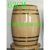 酒桶.装饰木酒桶原木色