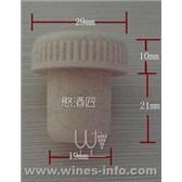高分子T型塞红葡萄酒瓶子弹体塞t形环保盖瓶帽酒塞