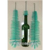 一个长柄毛刷子 刷脏红葡萄酒瓶子回收啤酒瓶刷 结实耐用超长45厘米