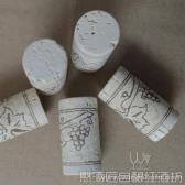 进口1+1A级软木塞葡萄酒瓶塞红酒塞橡木头合成塞子 23.5x44 促销