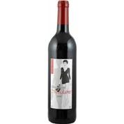 法國交際花紅葡萄酒