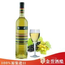 保加利亚彩阁霞多丽干白葡萄酒