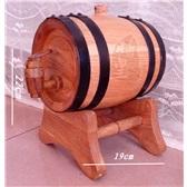 0.75L橡木桶优质橡木桶包装橡木桶
