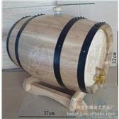 10L无内胆橡木桶自酿酒橡木桶酒类包装橡木桶
