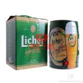 德国莉雪小麦啤酒(苏州5L桶啤专卖)莉雪啤酒批发