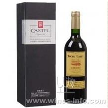 法国红酒 喜宴酒 卡斯特 百元喜酒