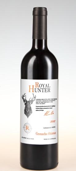 Royal Hunter Shiraz 皇家獵人葛海娜西拉紅葡萄酒