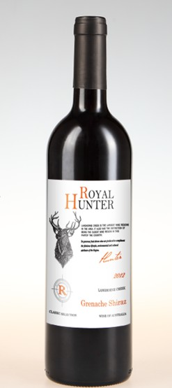 Royal Hunter Shiraz 皇家猎人葛海娜西拉红葡萄酒