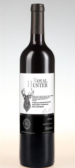 Royal Hunter 皇家猎人西拉红优发国际