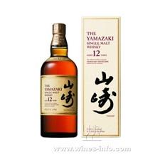 山崎12年上海报价 日本威士忌价格