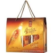 石库门金色年华礼盒装,【上海送礼】石库门礼盒,石库门金色年华(上海老酒)